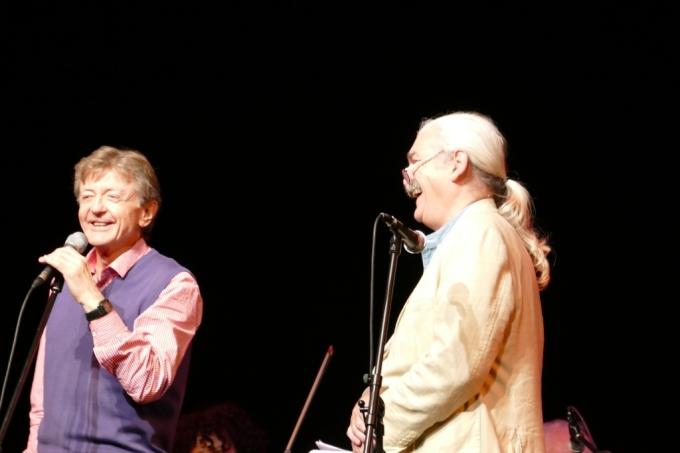 Photo Kevin Coneff and Seán Corcoran Tom Crean Concert