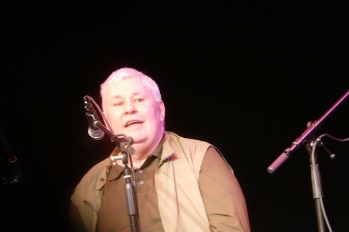Photo Brian Mullen, Tom Crean Concert