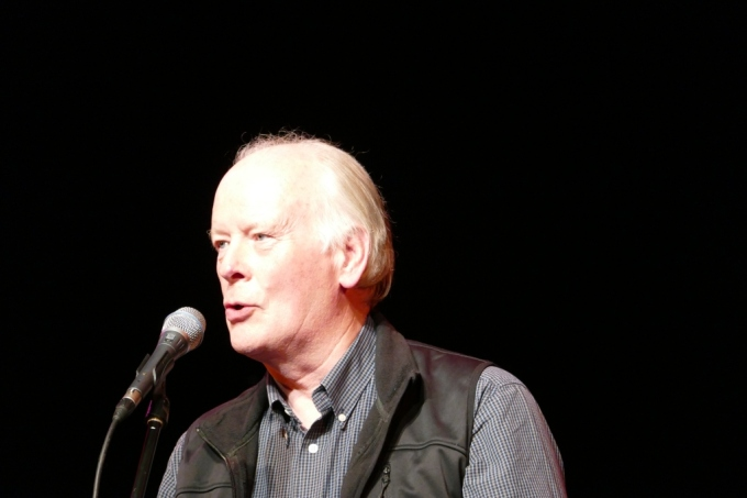Photo Len Graham, Tom Crean Concert