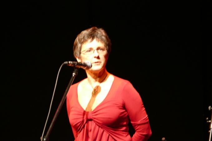 Photo of Doireann Ní Bhriain Tom Crean Concert