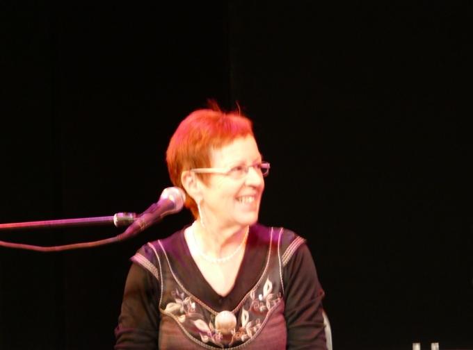 Photo Tríona Ní Dhomhnaill, Tom Crean Concert