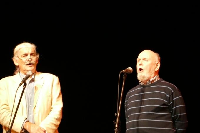 Photo Seán Corcoran & Niall Fennell, Tom Crean Concert